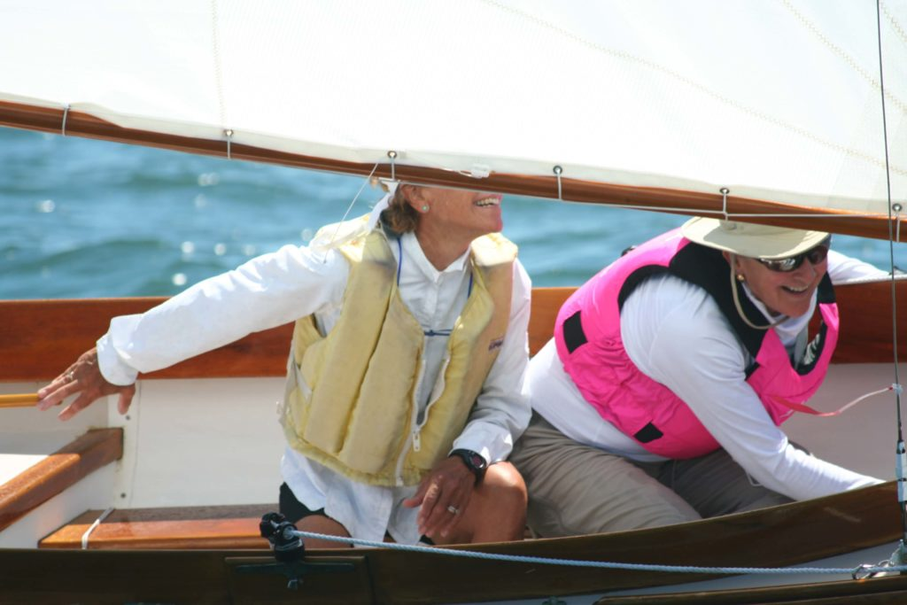 Ladies Racing Series - since 1925 at the Beverly Yacht Club